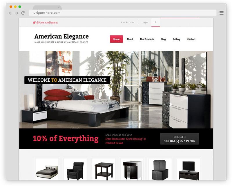 American-Elegance-Web-Design